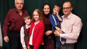 Trāpīgākās un īsākās mīklas min Staltmaņu ģimene no Rīgas