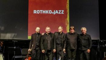 "Marka Rotko kapelai (""Rothko Chapel"", Hjūstona) - 50! Māra Briežkalna kvinteta projekts"