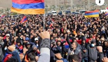 """Что после """"бархата""""? Новый политический кризис в Армении и другие темы недели"""
