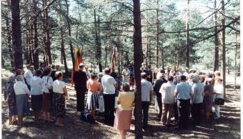 Septiņi lietuvieši daudziem palīdzēja no Pāvilostas nokļūt Gotlandē 2.Pasaules kara beigās