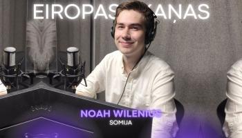 EIROPAS SKAŅAS - Noa no Somijas