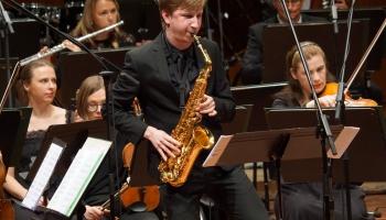 Aigars Raumanis: Pēc Buravicka Saksofonkoncerta ir sajūta, ka maratons būtu noskriets