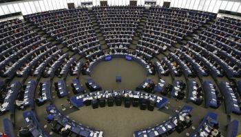 Eiropas Parlamenta plenārsesijā aizvadītas debates par Ukrainas jautājumu