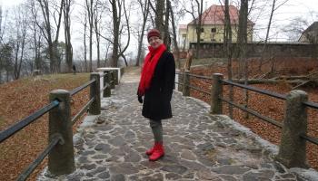 Dabas aizsardzības pārvaldes pārstāve Aija Balandiņa