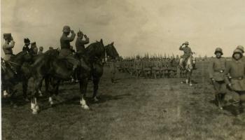 Neatkarības karš. Bermonta avantūras sākums Latvijā 1919.gada septembrī