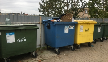 Atkritumu saimniecība Latgalē, tendences šķirošanā