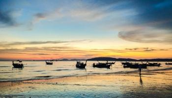 Автостопом вокруг света: остров Пхукет и дорога в Малайзию