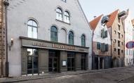 Latvijas Arhitektūras Lielo gada balvu saņem ēku rekonstrukcija Miesnieku ielā, Rīgā