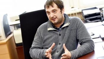 Виктор Харитонов: свою дорогу я уже выбрал