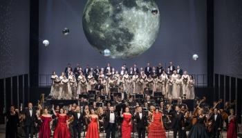 Tiešraidē no Latvijas Nacionālās operas - Gadumijas koncerts