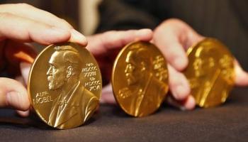 Karantīna kultūrā; Nobela prēmijas; Autoratlīdzību nodokļi. Atbild A.Šavrejs