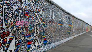 Vācijā atzīmēs 30.gadadienu kopš krita Berlīnes mūris