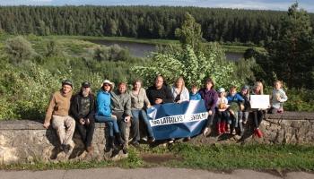 Latvijas pilskalnu apceļošana un to apceļotāji