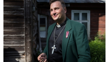Mācītājs Uģis Brūklene: Tas, ka kļuvu par kristieti, ir vecāsmammas lūgšanas auglis
