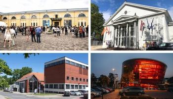 Daugavpils, Jūrmala, Liepāja, Valmiera pretendē uz Eiropas kultūras galvaspilsētas titulu