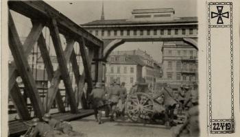 Rīgas ieņemšana 1919. gada 22. maijā. Uzvar pretlielinieciskie spēki