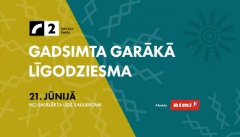 NOKLAUSIES Gadsimta garāko Līgodziesmu 2020!