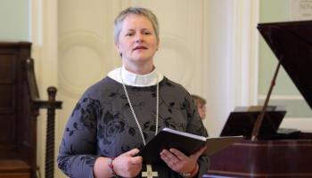 Baznīca ir vieta dialogam starp reliģiju zinātni un mākslu. Saruna ar Daci Balodi
