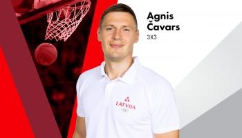 Olimpieša vizītkarte: Agnis Čavars