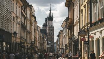 Erasmus stāsti no Krakovas