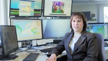 Лаура Круминя: погода не во власти человека, и это хорошо