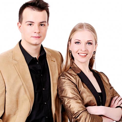 """Ginta Krievkalna un Mārtiņš Ruskis - mūslaiku """"romantiķi"""""""