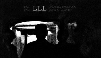 "# 167 ""L.L.L."" albums: 1991 / 1992 (2017)"