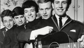 "Britu grupa ""The Hollies"""