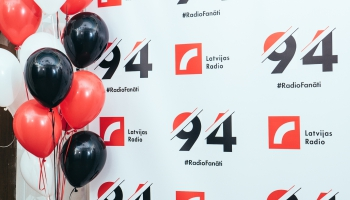 Latvijas Radio ar kampaņu #RadioFanāti svin 94. gadskārtu