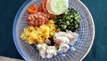 Gatavot veselīgi mājās ne vienmēr nozīmē ilgu laiku pavadīt virtuvē