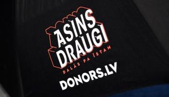 """VADC ar kampaņu """"Asins draudzība"""" vēlas iedrošināt jauniešus kļūt par donoriem"""