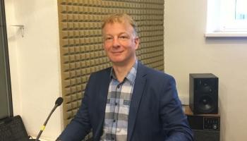 Viduslaiku universālais mūziķis un Mūzikas akadēmijas rektors Guntars Prānis