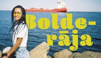 #PiecasKartes kopā ar Aminatu Bolderājā