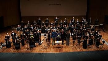 """""""Sinfonietta Rīga"""" 15. sezonas noslēguma koncerts Lielajā ģildē"""