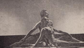"""Romualda Grīnblata """"Rigonda"""" (1959) - vēl nebijusi oriģinalitāte Latvijas baleta pasaulē"""