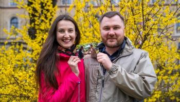 Latvijas Dēkaiņi #17 - Alīna un Jēkabs Andrušaiti