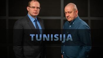 Tunisija: politisko un ekonomisko notikumu centrā gadu tūkstošiem