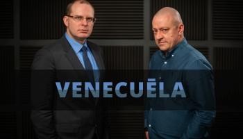 Venecuēla: Latīņamerikas valsts, kas regulāri nonāk pasaules mediju uzmanības lokā