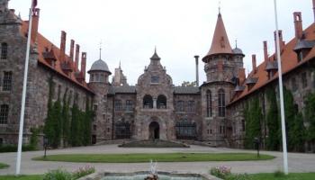 Laikraksta ''Stars'' žurnāliste Inese Elsiņa par Cesvaines pili un tās rekonstrukciju