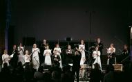 Tiešraide no 23. Starptautiskā Garīgās mūzikas festivāla jaundarbu koncerta Rīgas Sv. Pētera baznīcā
