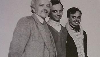 Zariņu dzimta - mākslinieki trijās paaudzēs ar inženiera gēniem