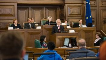 Aktuāli: Covid-19 saslimstības rādītāji aug; Valsts prezidents rosina pārmaiņas