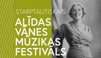 Alīdas Vānes festivāls - platforma, kā pasaulei vēstām, ka mums ir izcili mūziķi