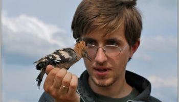 Ornitologs Viesturs Ķerus un viņa mūzika