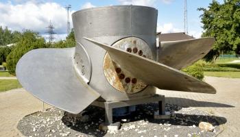 Industriālā mantojuma krātuves Ķegumā, Bīriņos un Kuldīgā