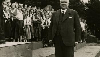 Latvijas ārpolitika Otrā pasaules kara priekšvakarā