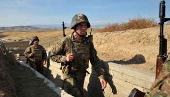 Армения и Азербайджан в борьбе за Нагорный Карабах