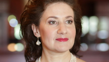 Dziedātājas Kristīnes Gailītes jubilejā