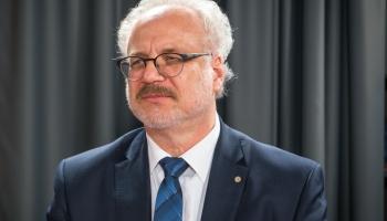 Egils Levits: Latvijā ir jāstiprina mediju vide
