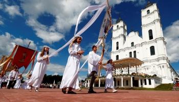 Аглонская базилика: святое место в латвийской глубинке (ФОТО)